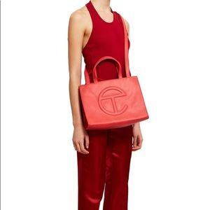 👜 Telfar MEDIUM Shopping Bag - Red 👜